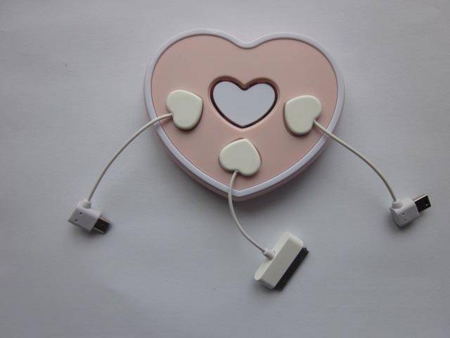 magnetic charger for brand mobile phone(MC02)
