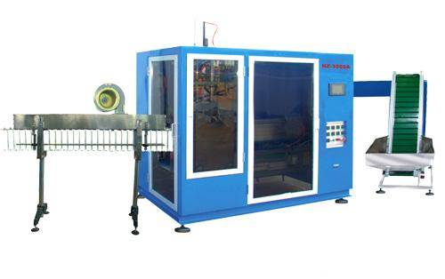 HZ-3000A  Automatic Bottle blow molding machine
