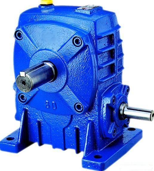WPA WPS WPDS cast iron worm gear speed reducer