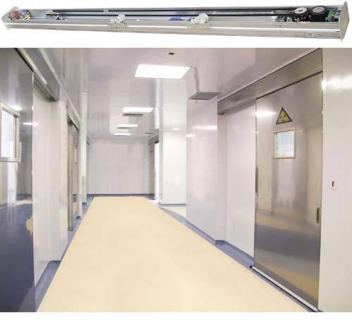 [GD] Hospital cleanroom hermetic sealed airtight sliding doors,automaticas resbalar puertas de quiro