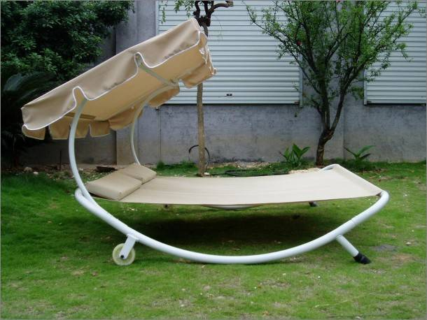 Hammock with canopy