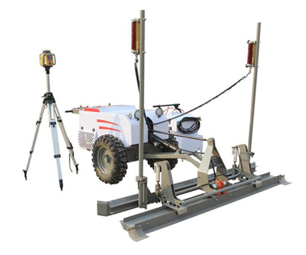 Laser Screed Machine