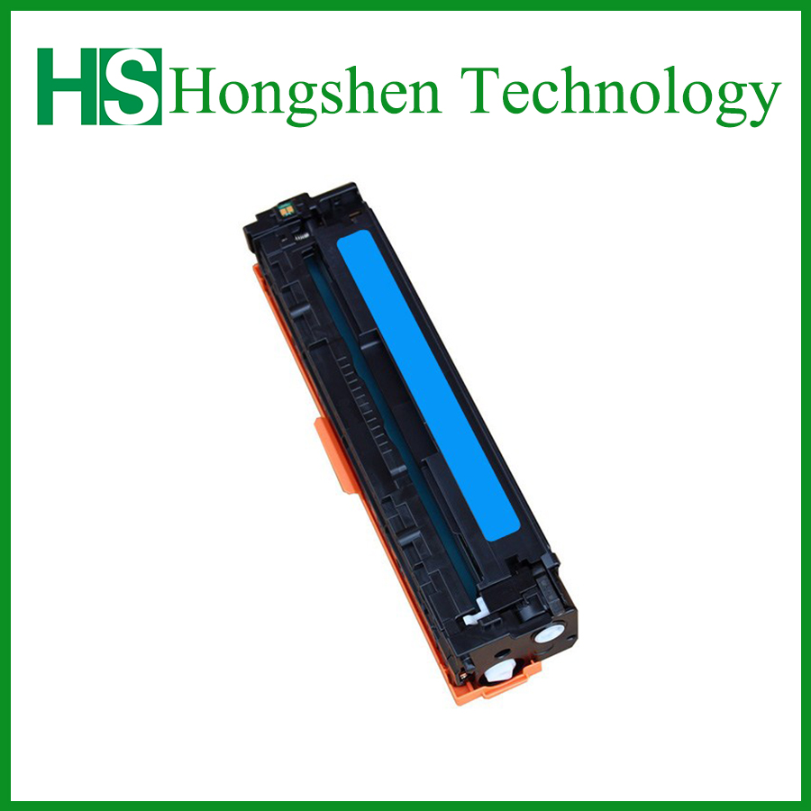 Compatible laser color toner cartridge for HP 131A-B/C/M/Y