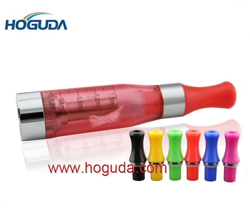 Most popular electronic cigarette ce4 atomizer with colorful design
