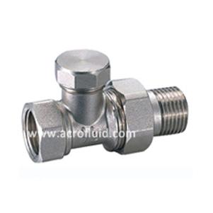 brass radiator valve ABV501002