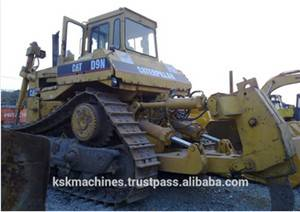 Used Bulldozer D9N
