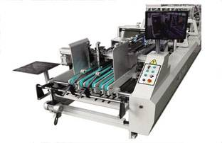 Fully Automatic High Speed Folder Gluer Machine
