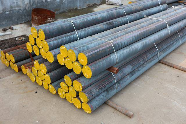 Continuous cast bar GGG50/70 iron bar for hydrraulics