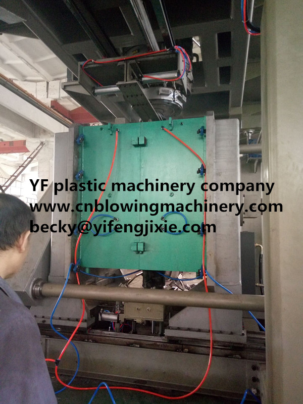 5 layers factory price blowing machinery