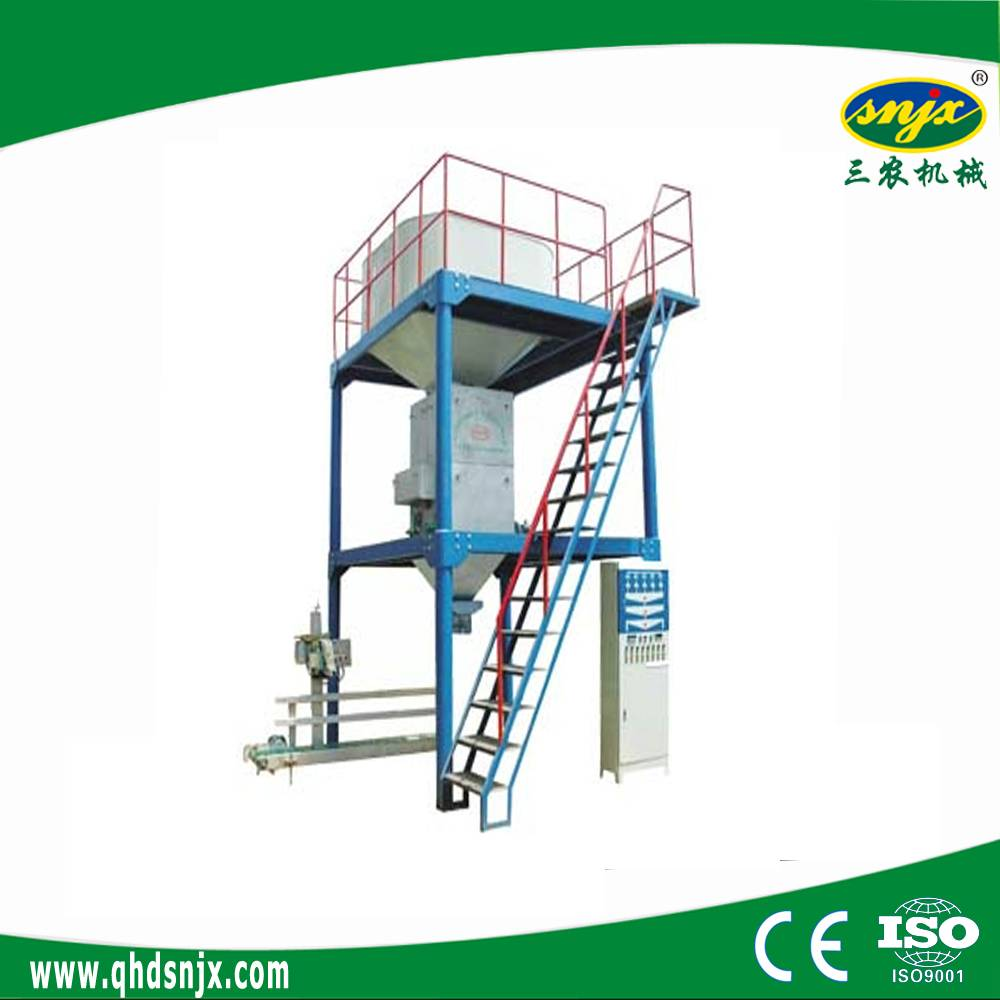Automatic Fertilizer Batching   &Blending &Packing System