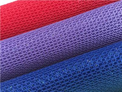close hole sandwich mesh fabric for athletic clothing
