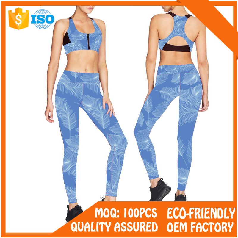 sportswear clothing manufacturers Dry Fit Sexy Gym Fitness Leggings yoga pants