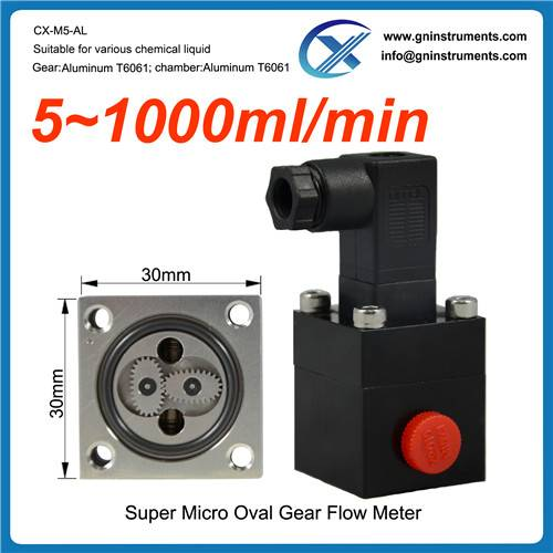 oval gear flow meter,better than EDA oval gear flow meter