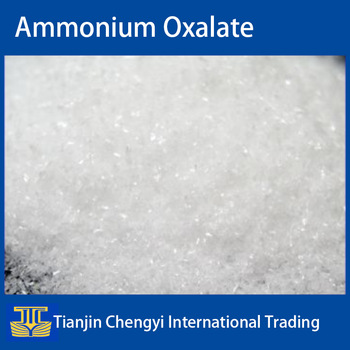 China supplier high quality Ammonium Oxalate for powder price