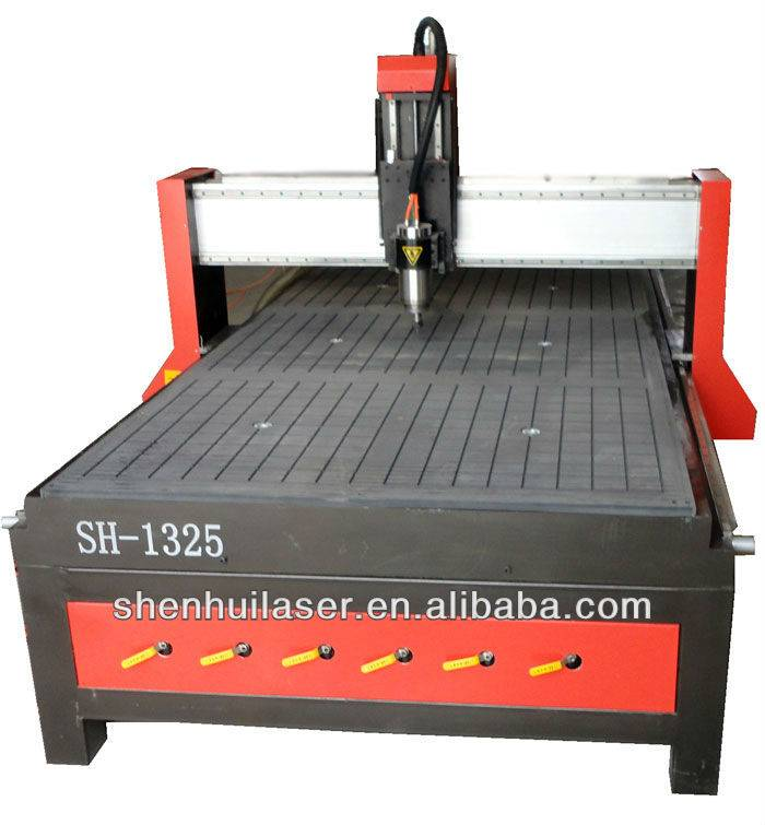 Shenhui CNC Wood Router Machine with Vacuum Table