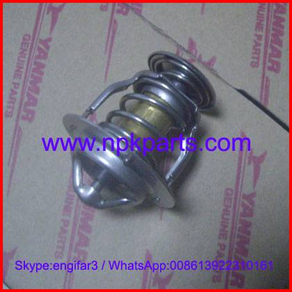 Yanmar 4TNE/V88 engine parts thermostat 129155-49800