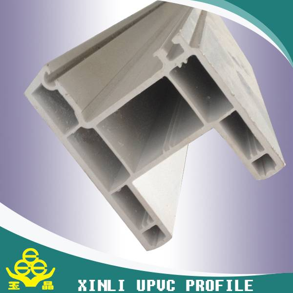 hot sale pvc profile plastic building materilas