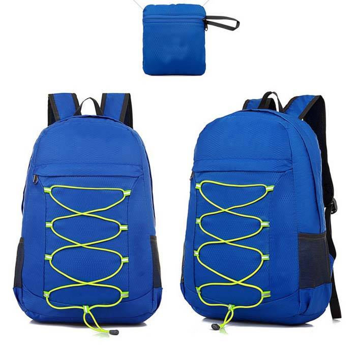 Durable Packable Handy Lightweight Travel Foldable Backpack