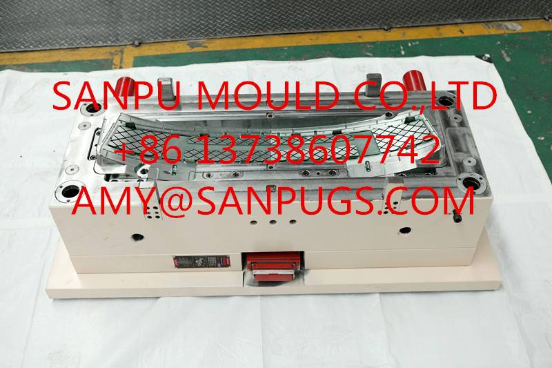 PP Automotive injection molding,plastic injection Grills parts