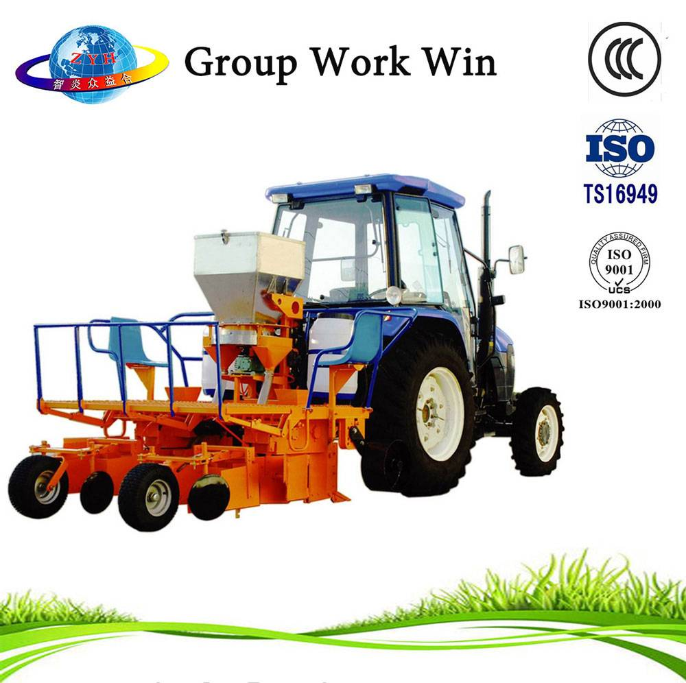 High Quality and good sale Sugarcane machinery sugarcane planter