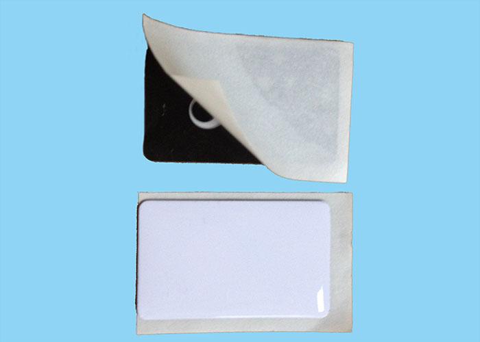 HF NFC Anti - tamper RFID Metal Tag sticker