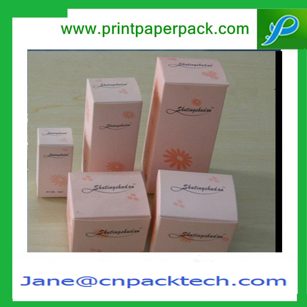 Custom Health Product Packaging Consumer Goods Packing Paper Boxes
