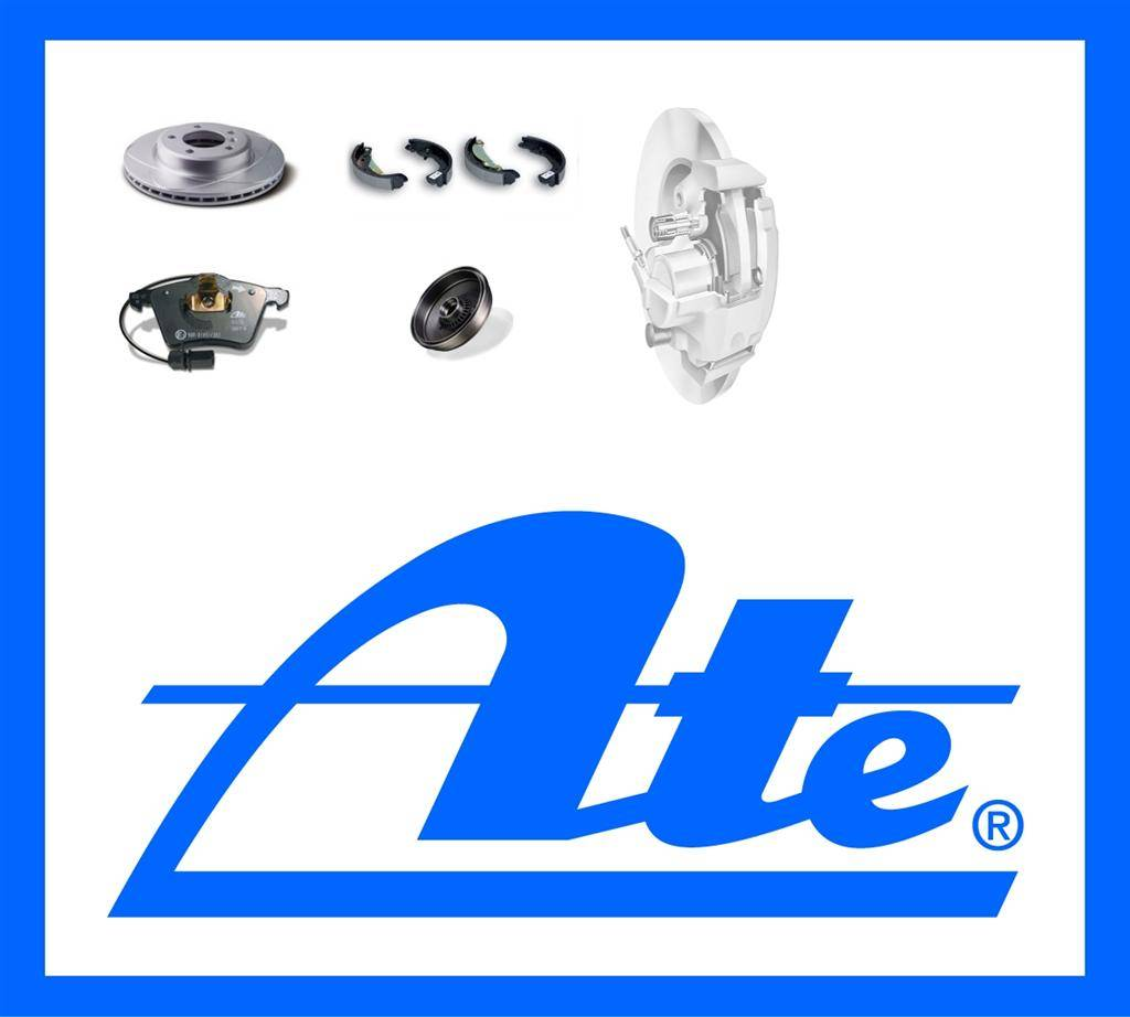 ATE friction and hydraulic parts