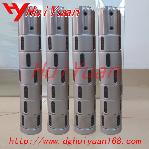 High Quality Key Type Differential Air Shaft For Li-Battery Slitting Machine