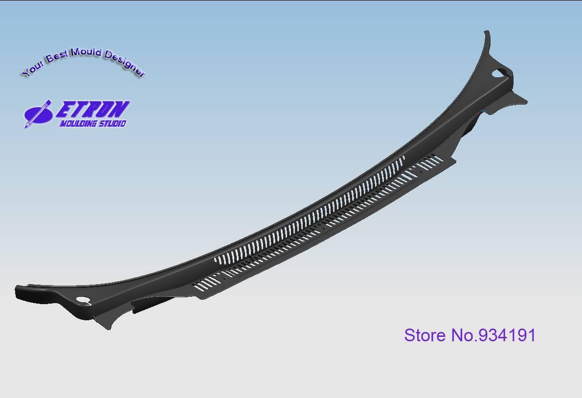 plastic injection mould design auto mould design making mold 3D design