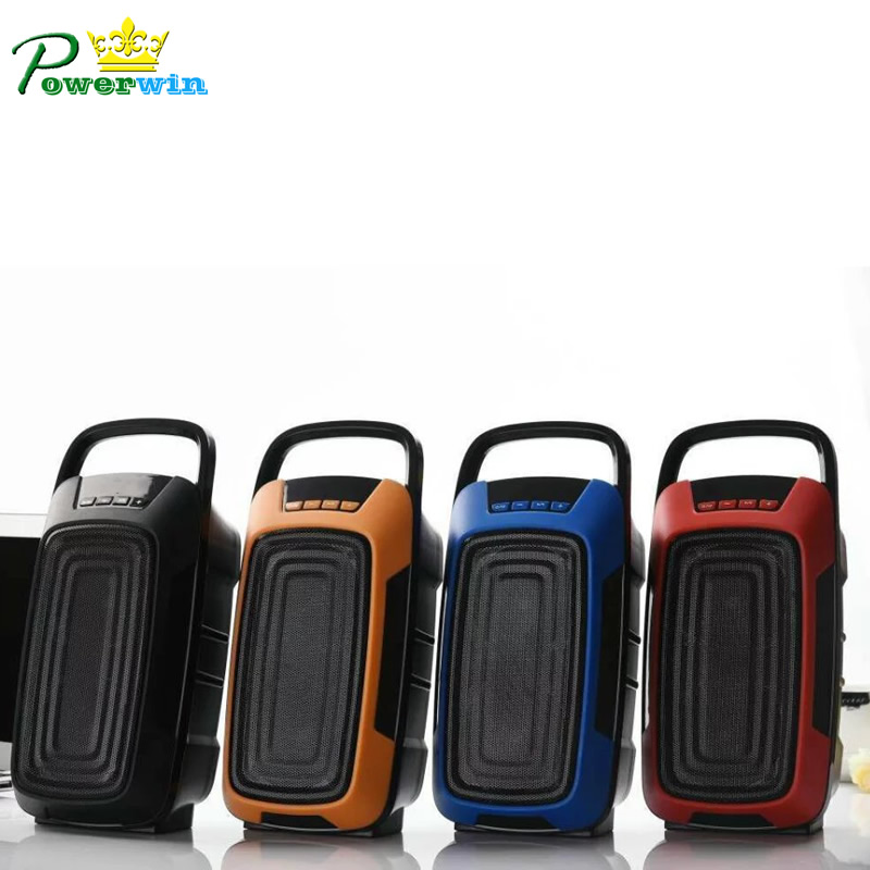 Newest private portable bluetooth speaker for mobilephone PW-8607