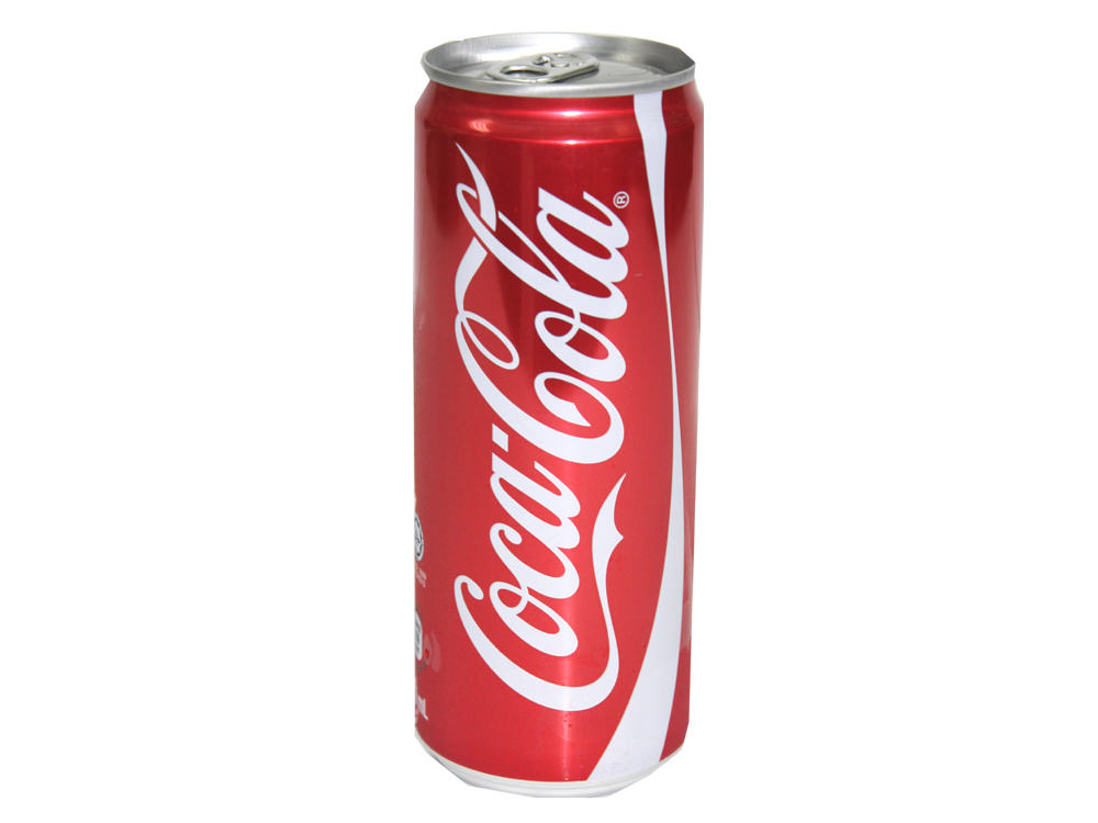 [THQ VIETNAM] Coca soft drink in 330ml cans
