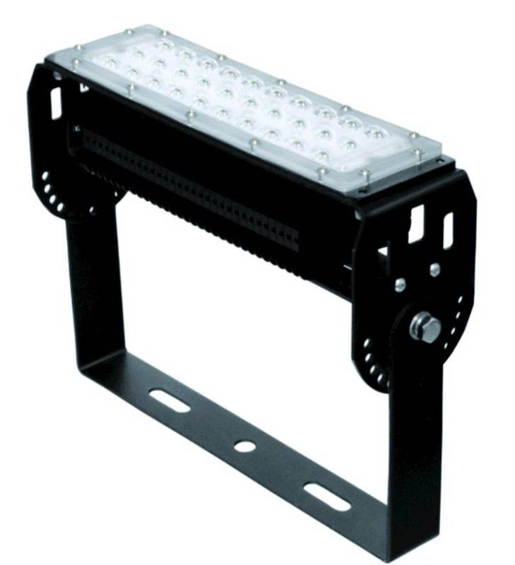 high power 50W LED Flood light  with  cree chip MW driver