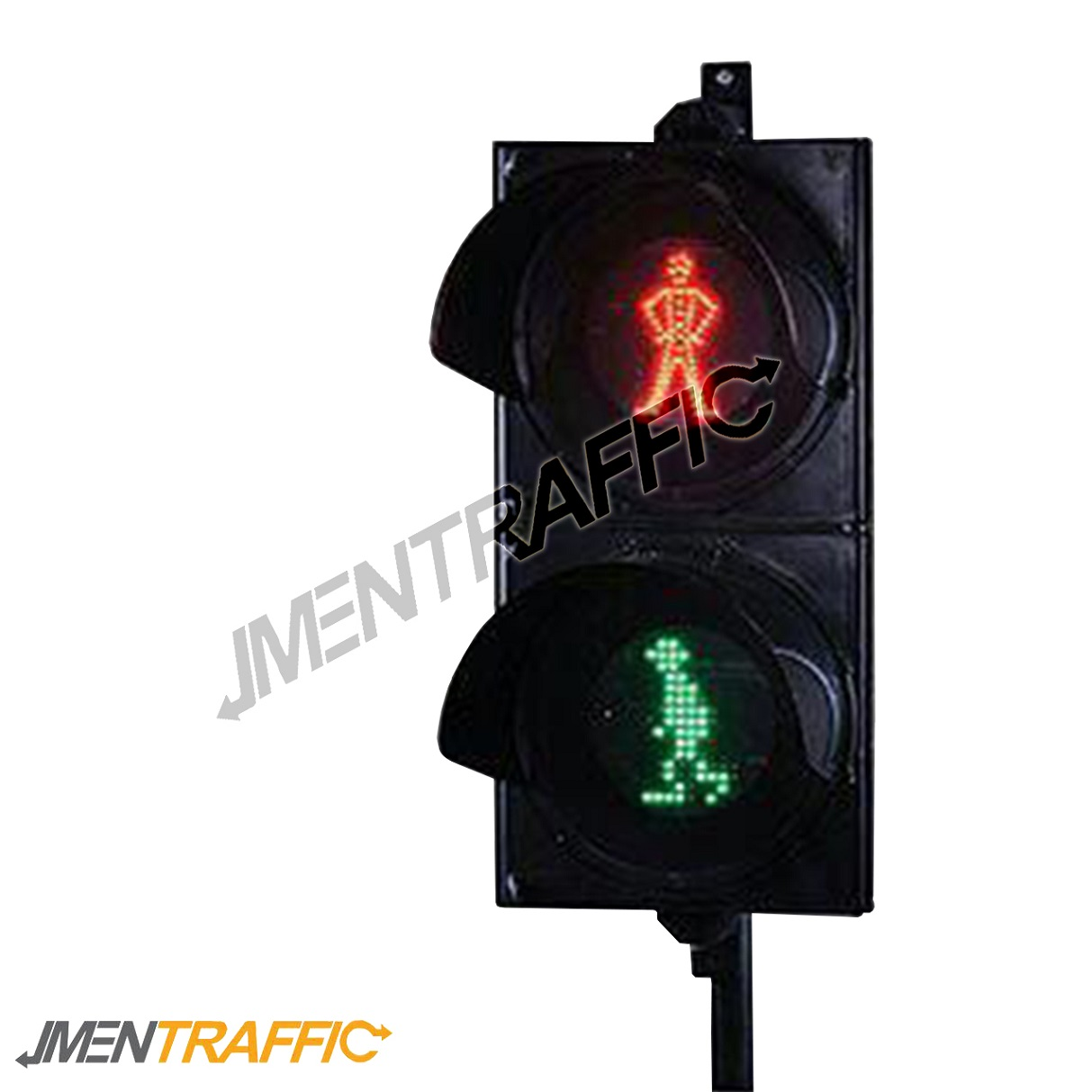 pedestrian crossing light (dynamic)