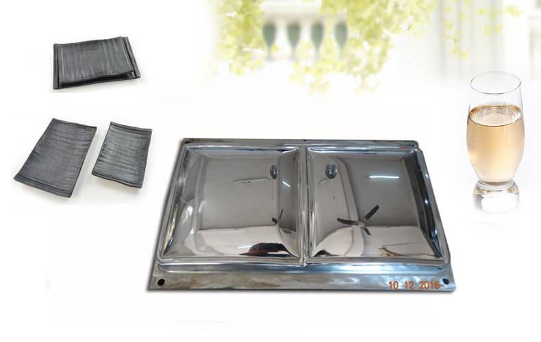 Large High Quality Melamine Tableware Compression Mould