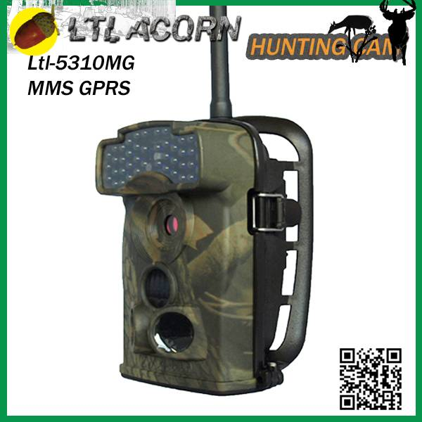 1080P waterproof SMS MMS hunting trail camera for animal surveillance
