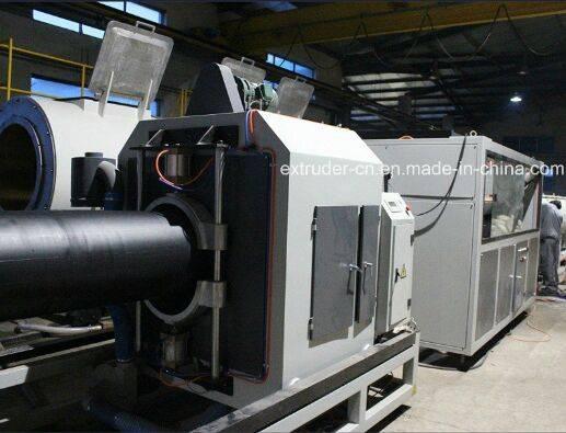 Lsg-1600 Large Caliber PE Water\Gas Pipe Extrusion Machine