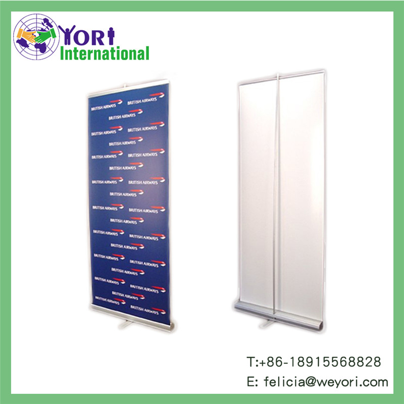 Yori advertising moving new design roll up stand roll up banner stand