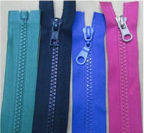 No.5# Resin/Plastic zipper