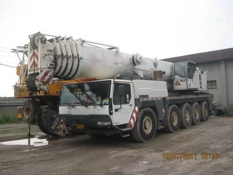Supply Liebherr LTM1200 All Terrain crane TEL:+8613818259435