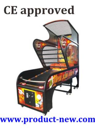 Basketball Games,Coin Operated Games,Arcade Games,Amusement Machine