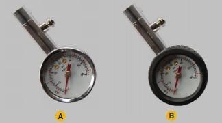 Dial pressure gauge tyre pressure gauge tire gauge GL-826