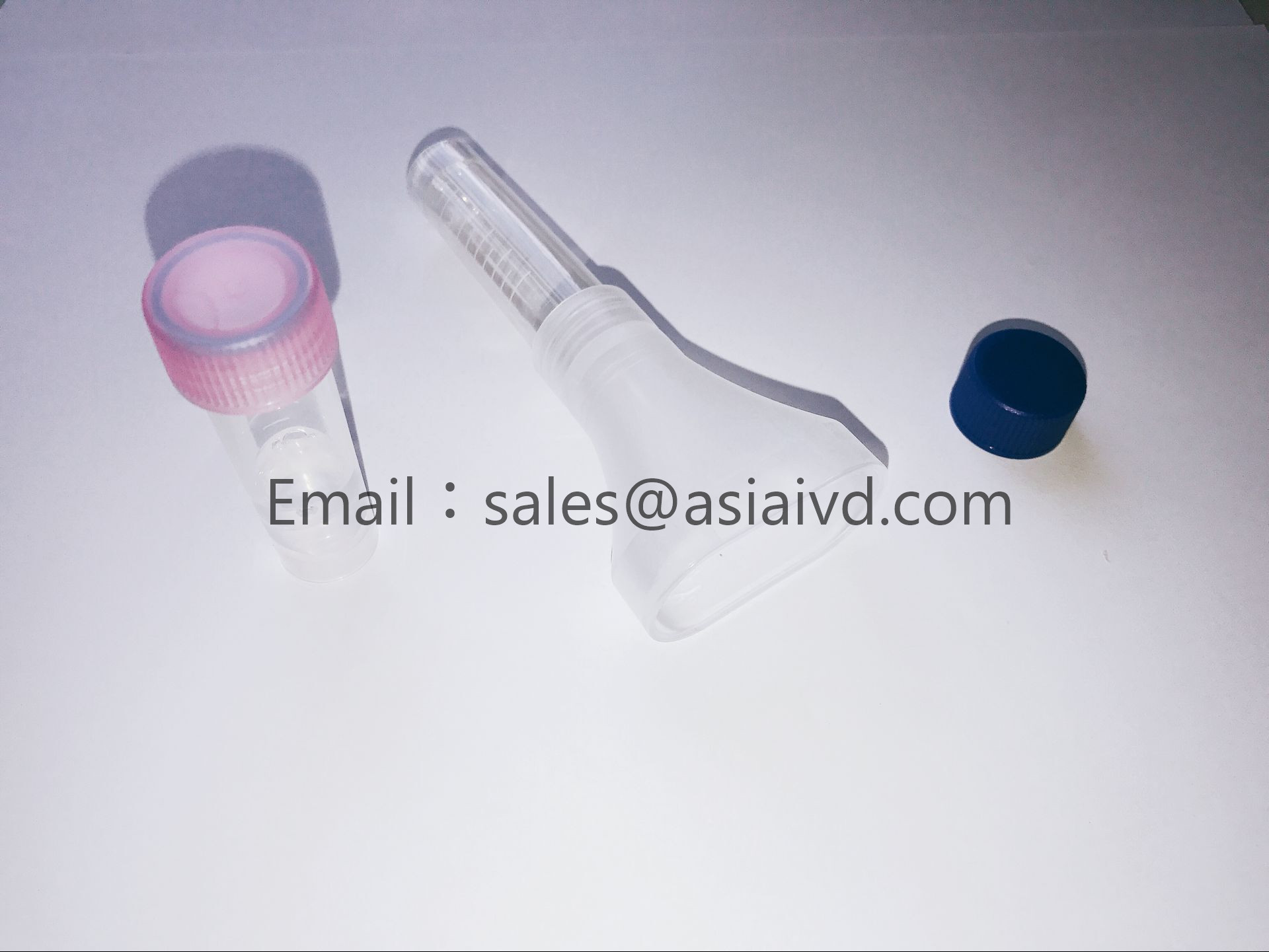 Saliva DNA Sample Collection Kit (new preserving liquid .Simply elution) altenates for genotek