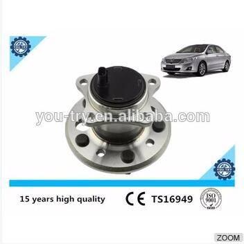 15 years high quality wheel hub unit 42460-48010