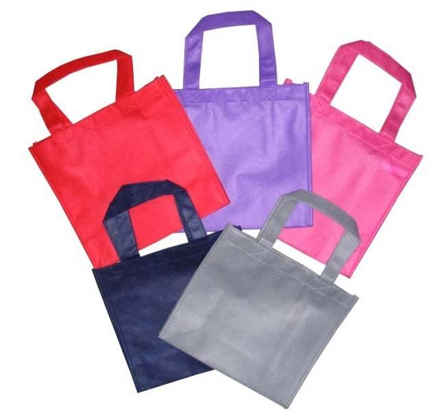 Nonwoven shopping bag/ Wine bag