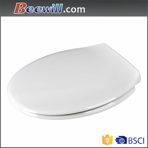 Europe market popular uf toilet seat with soft close hinge