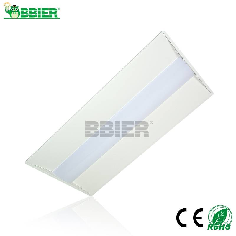 ETL listed led 2x2 2x4 troffer light for office lamp retrofit