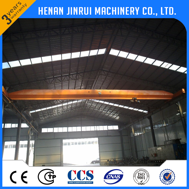 1 ton small capacity electric traveling crane