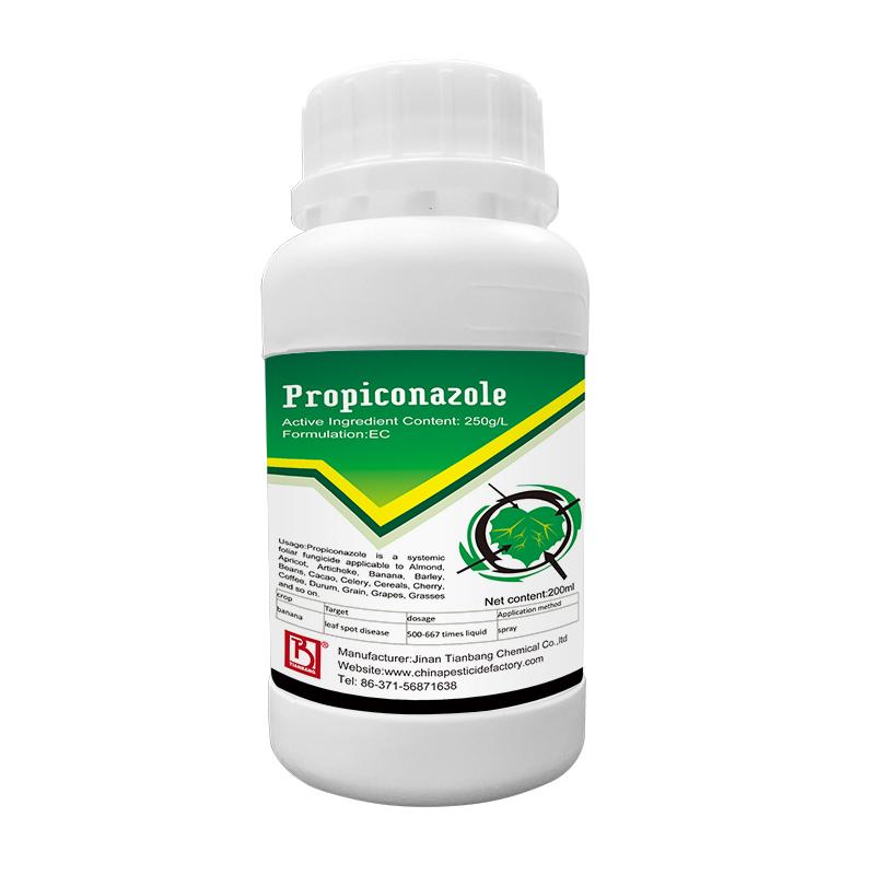 Fungicide Propiconazole 95%TC 250g/L EC