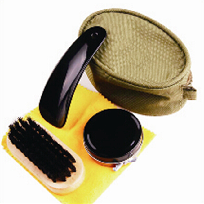 2017 Yangzhou Factory Wholesale Shoe Polish Set Wholesale