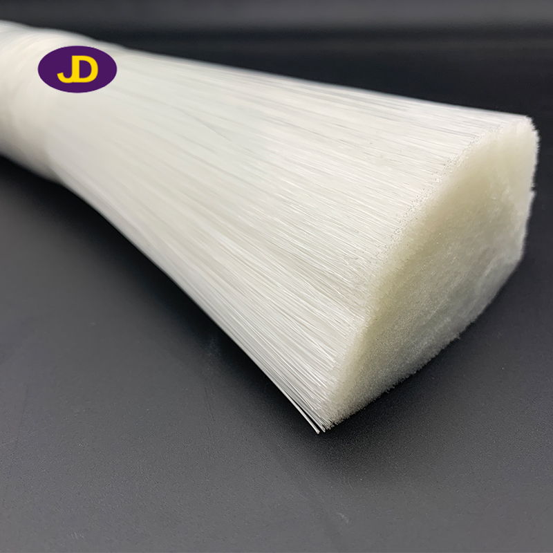 PET hollow flament